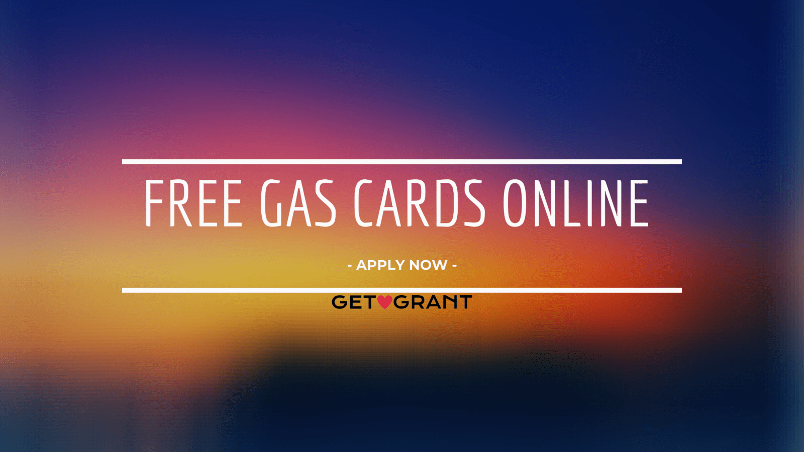 Free Gas Cards Online