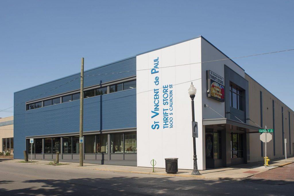 St. Vincent De Paul Thrift Store