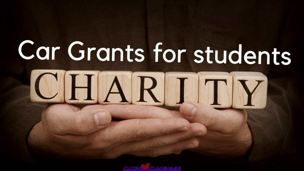 car grants for students
