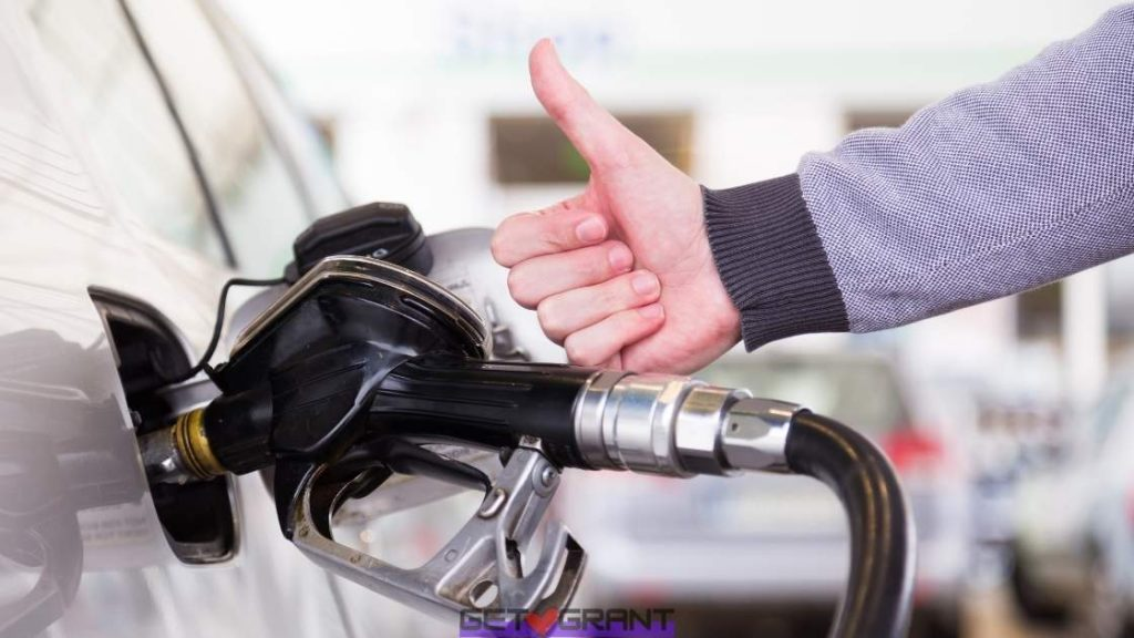 free gas cards for low income