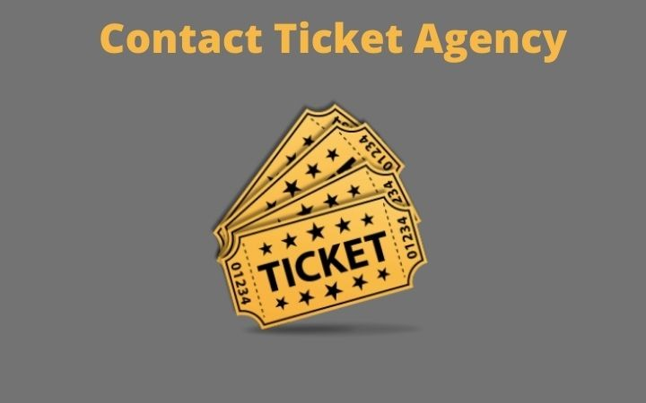 Contact Ticket Agency