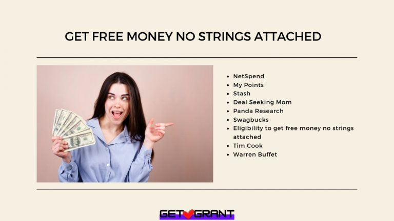 Get Free Money No Strings Attached (1)