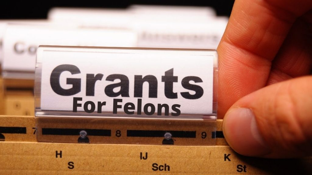 cdl grants for felons